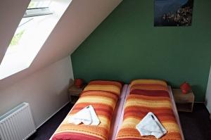 Apartmán, ložnice