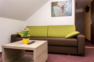 velký apartmán obývací pokoj